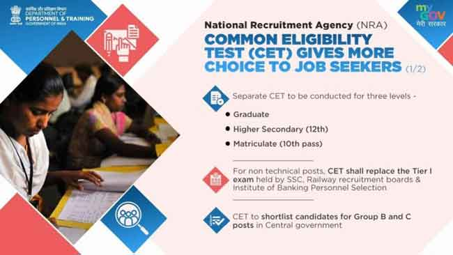 Common Eligibility Test 2021