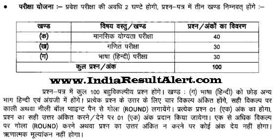 GSRAAV Form 2021, Eligibility & Process for Class 6 Admission 3